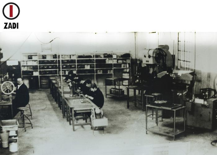 1962 – ZADI