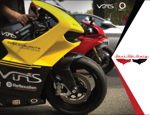 VINS & ZADI GROUP all'evento Best of Italy Race