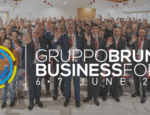The first Gruppo Bruno Business Forum