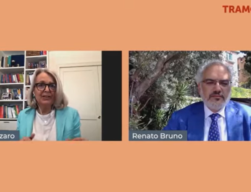 Renato Bruno in diretta streaming – La storia ed i valori dell'impresa: Gruppo Bruno e HB4