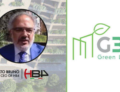 G311- Green Living: intervista a Renato Bruno CEO di HB4